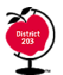 Logo of Naperville Community Unit School District 203