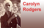 Carolyn Rodgers