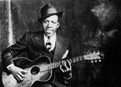 Robert Johnson picture for blues show Something Old_New_Borrowed_Blue