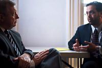 Dick Durbin and Rick Guzman