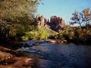 Red Rock Crossing in Sedona, Arizona