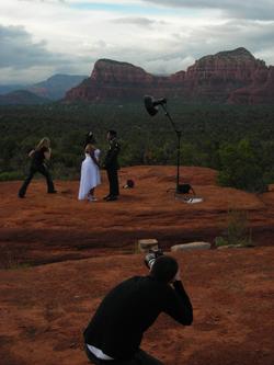Bride-Groom on Bell Rock