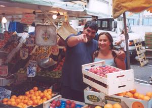 Barry the grocer on Portobello Road