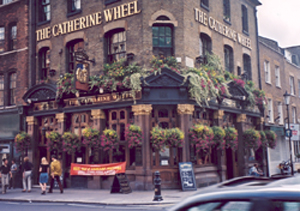 The Catherine Wheel pub