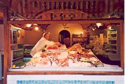 Notting Hill's fishmonger