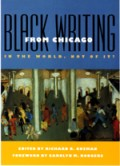 Cover for Black Writing from Chicago