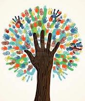 Diversity hand tree