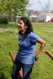 North Central College alum Bhavini Shah was among 60 volunteers at Emmanuel House