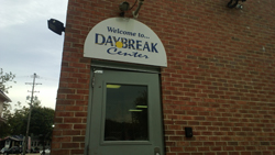 Daybreak Homeless Shelter in Joliet, Illinois
