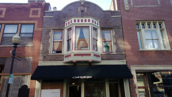 Emmanuel House headquarters 73 S. LaSalle, Aurora IL