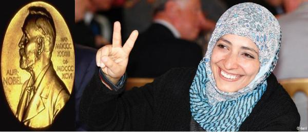Nobel Laureate Tawakkol Karman