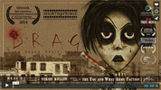 """Best Animated Short Film, """"Drag Me,"""" from Greece."""