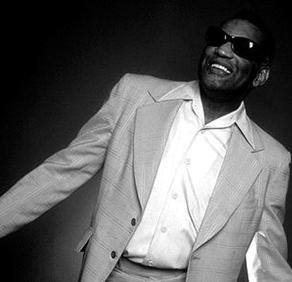 Ray Charles Rock and Roll Hall of Fame picture