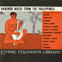 Hanunoo Music from the Philippines