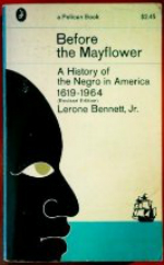 Before the Mayflower by Lerone Bennett Jr.