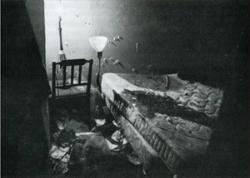 Fred Hampton murder scene