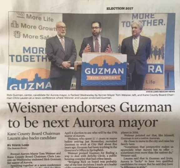 Guzman-Endorsement