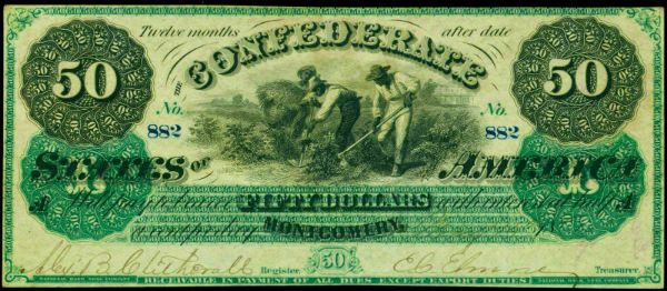 Confed$-Slaves